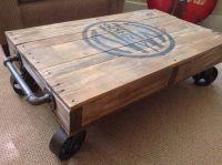 Cool Industrial Furniture Idea (11) | Industrial furniture ...