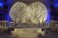 Set Design Stage For Wedding