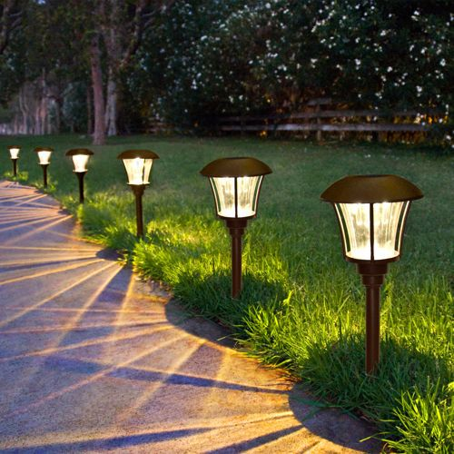Smartyard Solar Lights