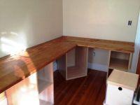 build a l shaped desk - Google Search | Create | Pinterest ...