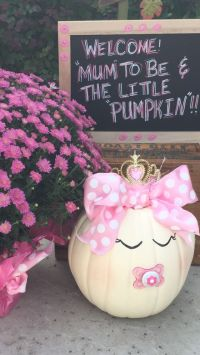 Fall baby shower decor | Falloween | Pinterest | Fall baby ...