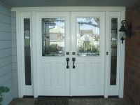 double entry door with sidelights | Double Entry Doors ...