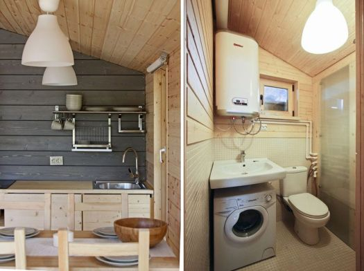 Best Tiny House Bathrooms Images On Pinterest Bathroom Ideas Tiny House Bathroom And Bathroom Showers