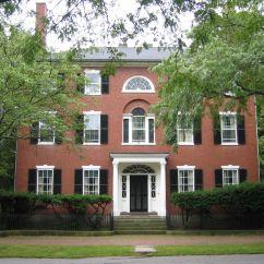 Kitchen Remodeling Lincoln Ne Top Appliance Brands Salem Ma 3-story Brick Federal House   Houses Pinterest ...