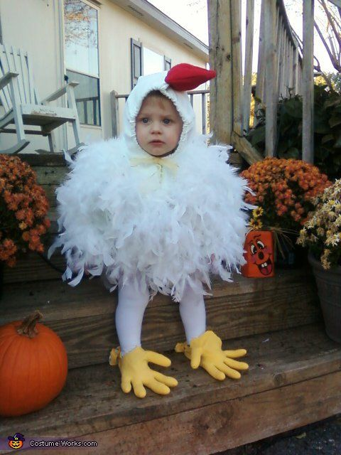 Halloween Chicken Costume Baby Costumes Costumes And