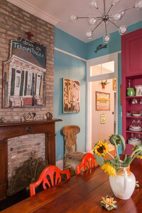 New Orleans Home Interior Design