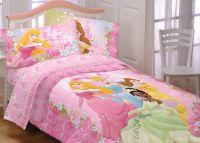 Disney Dainty Princesses Twin Bedding Set - Tiana ...