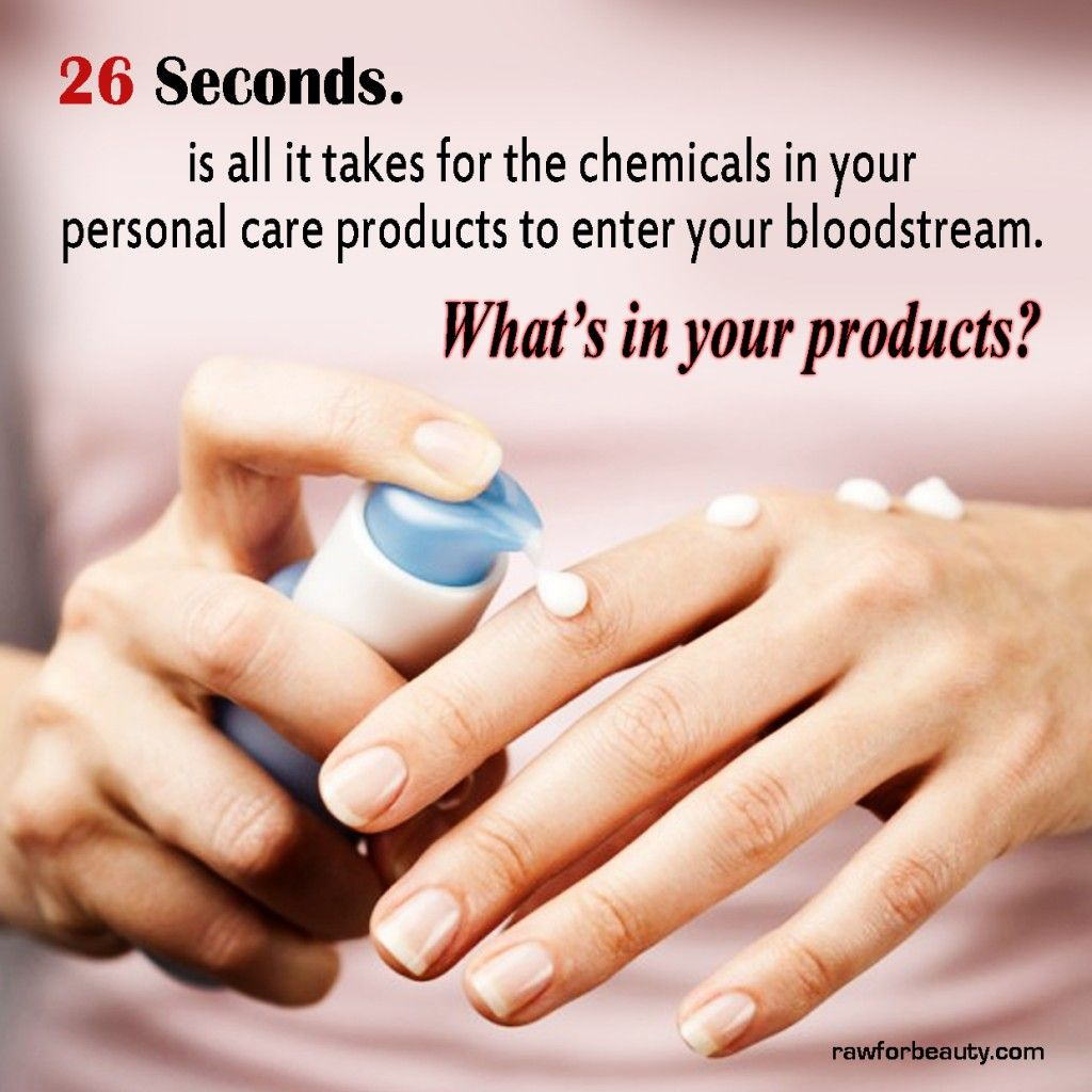 Finding the safest cosmetics and personal care products is