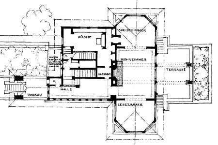 F.B. Henderson House. Elmhurst, Illinois. 1901. Prairie
