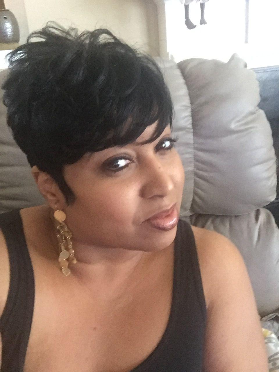 Spice Hair Salon Atlanta  Buns and Updos  Pinterest