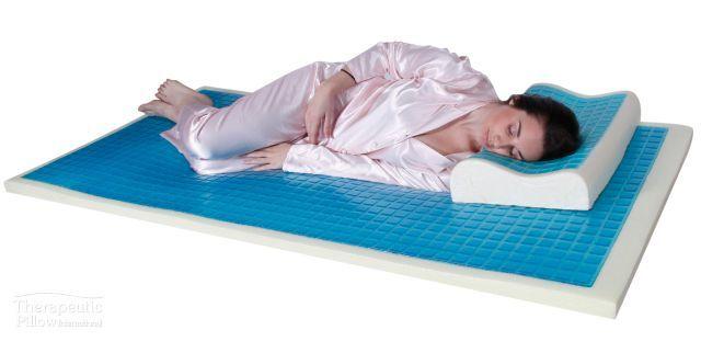 Mattress Pad Cooling Gel Memory Foam