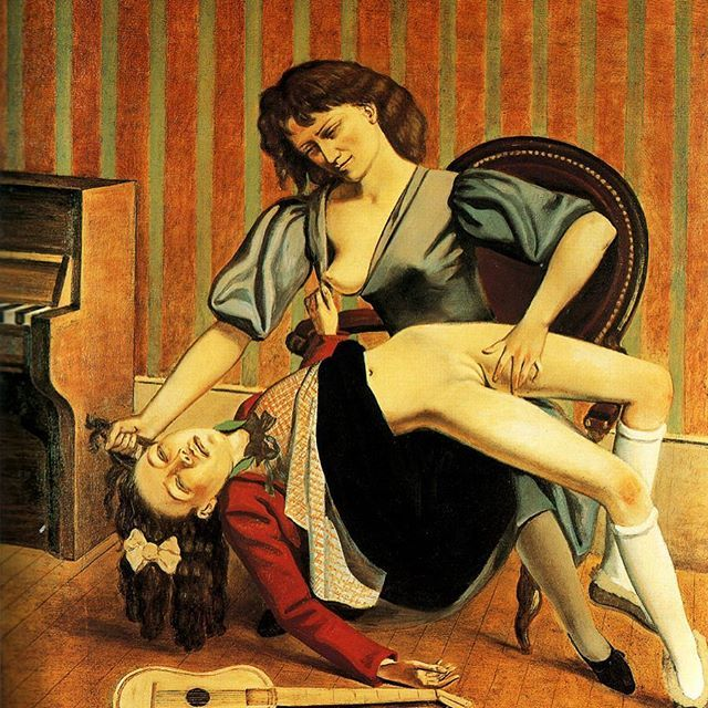 Balthus The Guitar Lesson  1934  Art Is Life