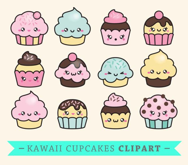 premium vector clipart - kawaii