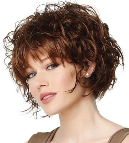 20 Popular Short Haircuts For Thick Hair Thick Curly Hair Thick