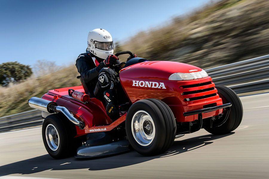 Honda Mean Mower Rasenmaher