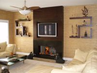 images of fireplace ideas | ... Design & Fabrication ...