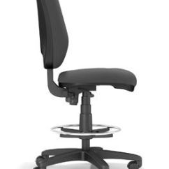 Ergonomic Chair Brisbane Dining Covers On Ebay With Drafting Stool Via Task Seating