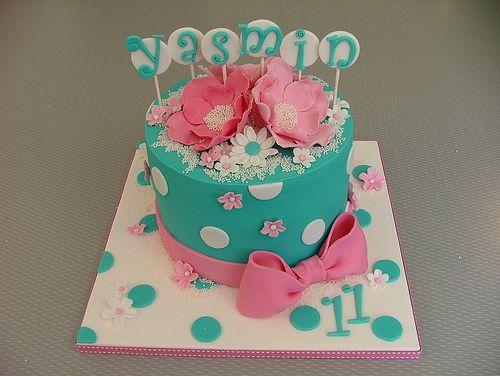 Ideas 11 Cake Yr Old