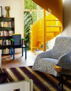 House also this   home by the archers has coolest fix for funky floor rh pinterest