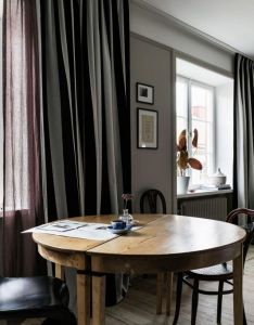 scandinavian studio apartment with warm colour touches gravity home also future ideas rh pinterest