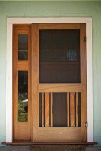 Craftsman Era Screen Doors - Google Search | Craftsman Era ...