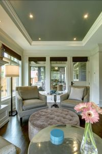 Painted Ceiling Ideas. Tray Ceiling Paint Color Ideas. # ...