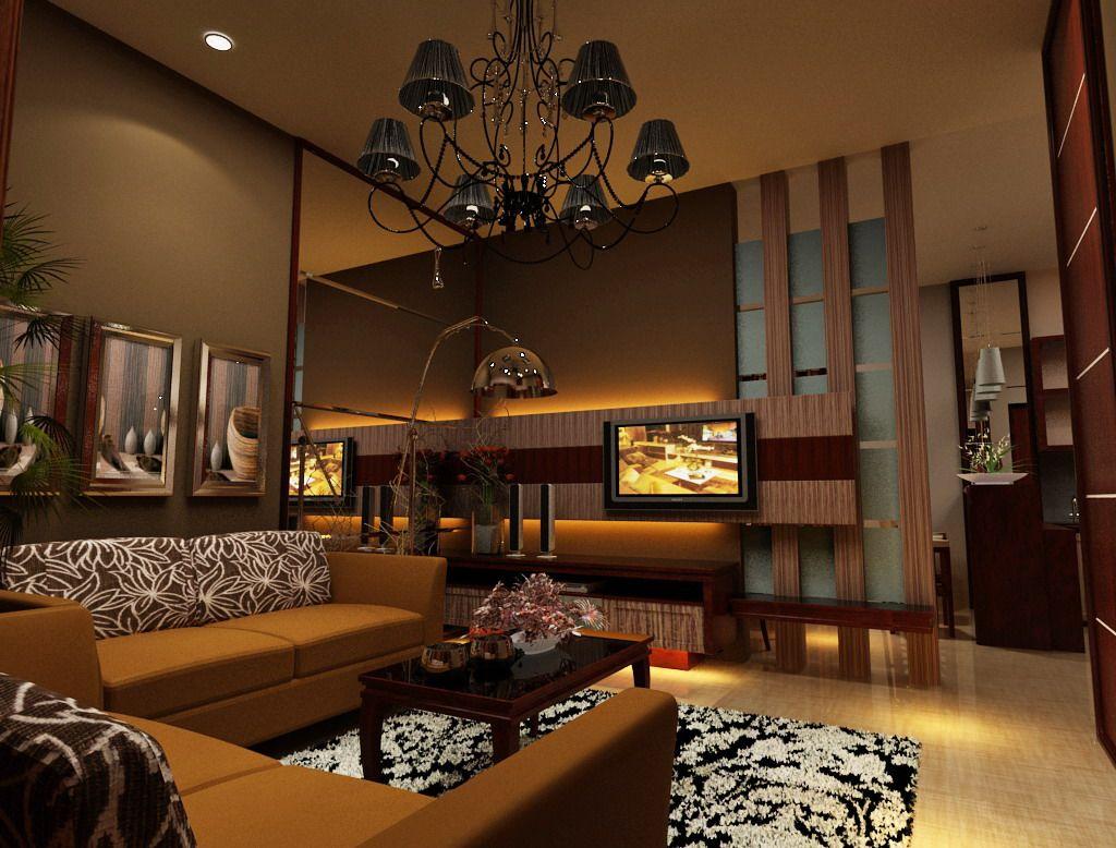 Gambar dari Dekorasi Rumah Klasik Modern Ruang Tamu  Gambar 2  Living Room  Pinterest