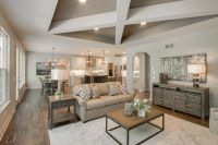 Walden Woods | Coffered ceilings, Coffer and Open concept