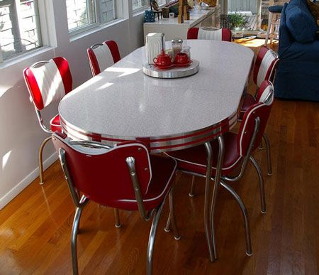 Best 25 Retro Kitchen Tables Ideas On Pinterest Kitchen
