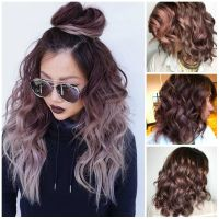 New Hair Color Ideas Amp Trends For 2017 Haircut Pinterest ...