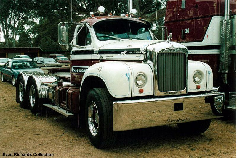 These Old Macks Are So Cool  Awesome Rigs  Pinterest