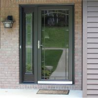 Custom Aluminum Storm Doors | Screen Doors | ProVia | Pro ...