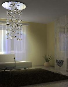 Interior design project of  cottage visualization in  max get instant access to also rh pinterest