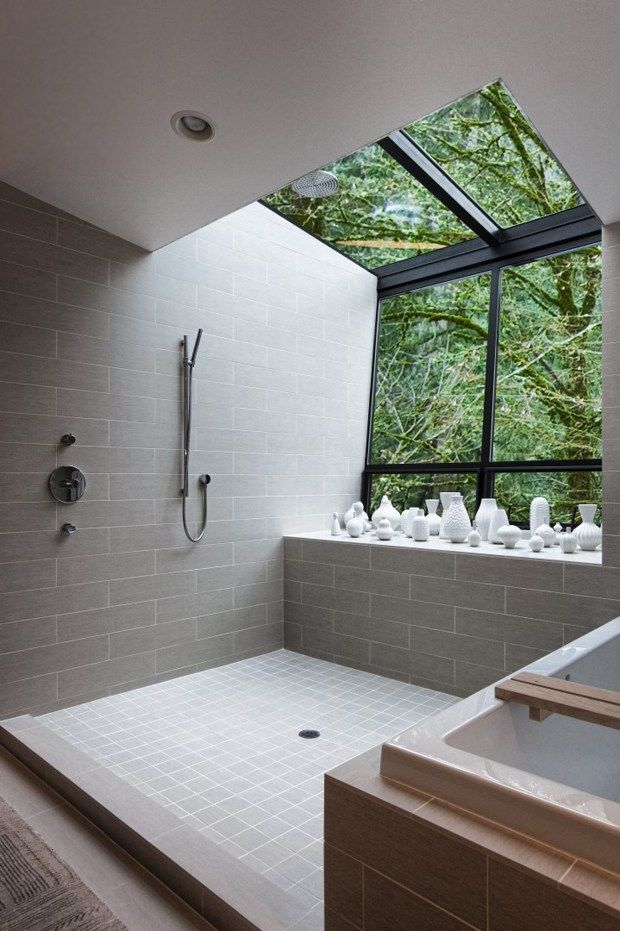 10 Walk In Shower Ideas That Wow Architecture House And Bath