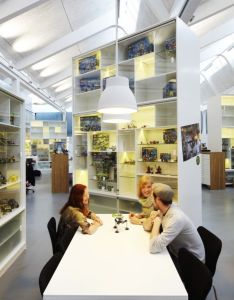 Commercial interiors also lego pmd rosan bosch rune fjord collaborative space and rh pinterest