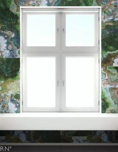 Interiors also wallpaper marble seafoam by bree schaap bathroom modern rh pinterest