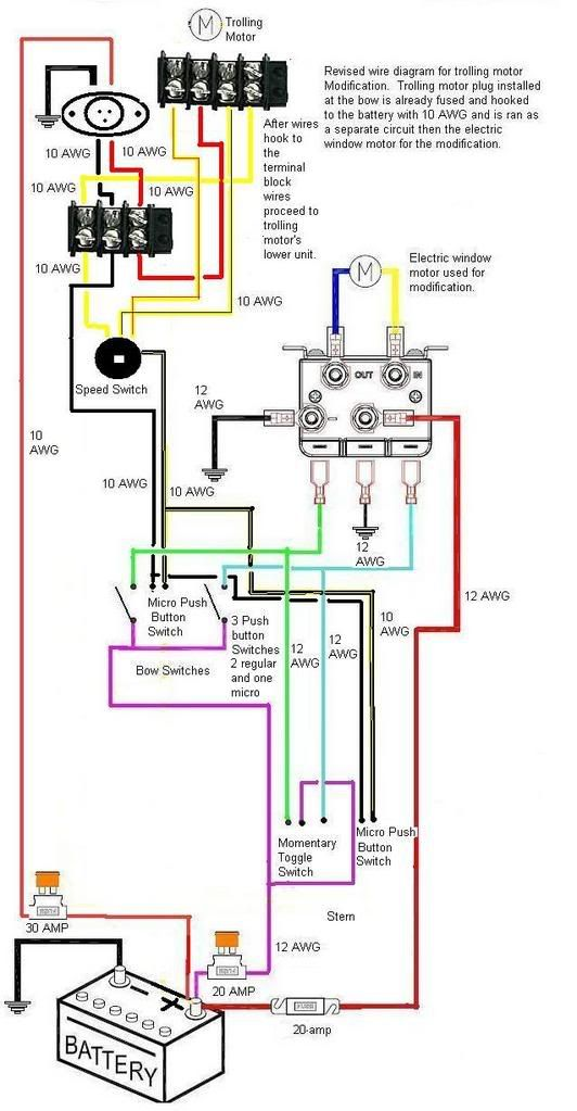 Motorguide Trolling Motor Wiring Diagram Motorguide Wire Diagram