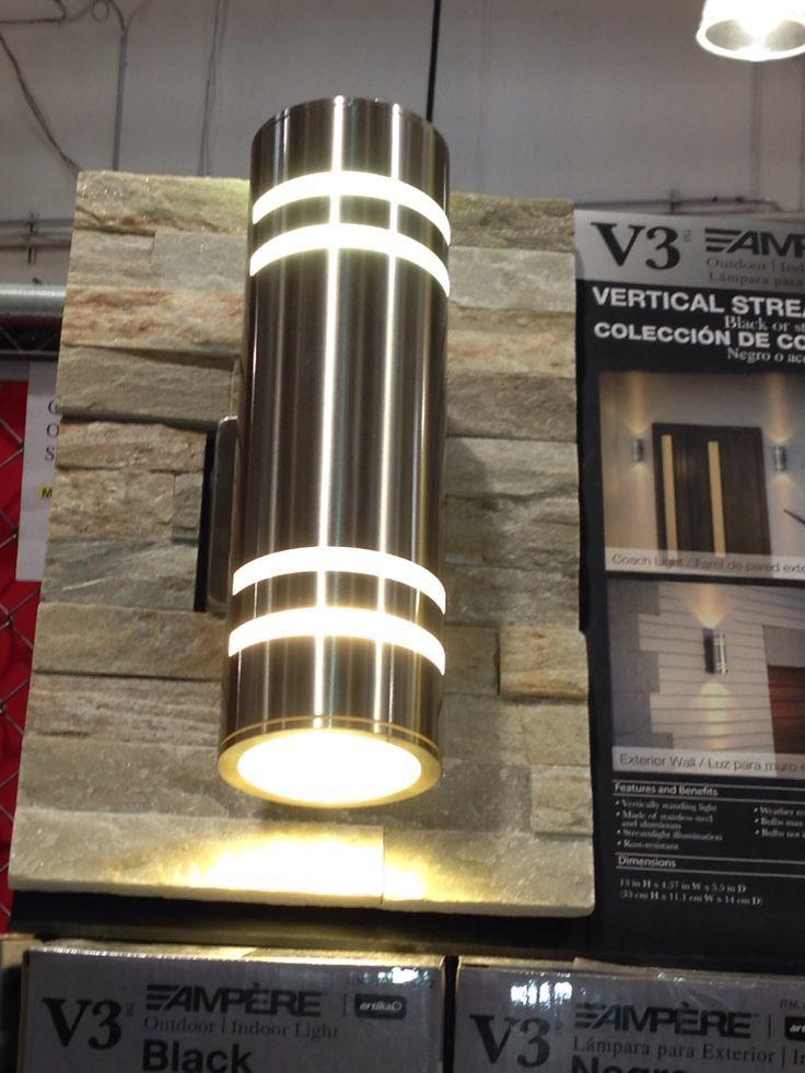 Costco Vertical Stream Artika Lighting Collection  Bing