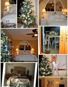 Home at last interiors and st nicholas ave master bedroom decorated for hot holiday homes also rh pinterest