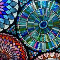 Glass Mosaic Patterns | www.imgkid.com - The Image Kid Has It!