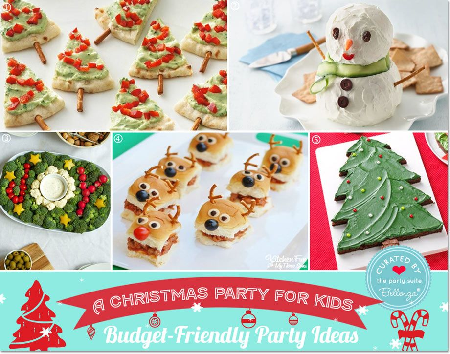 How To Plan A Christmas Party For Kids: Budget-friendly