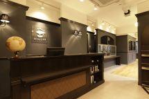 Beauty Salon Interior Design Ideas Reception Space