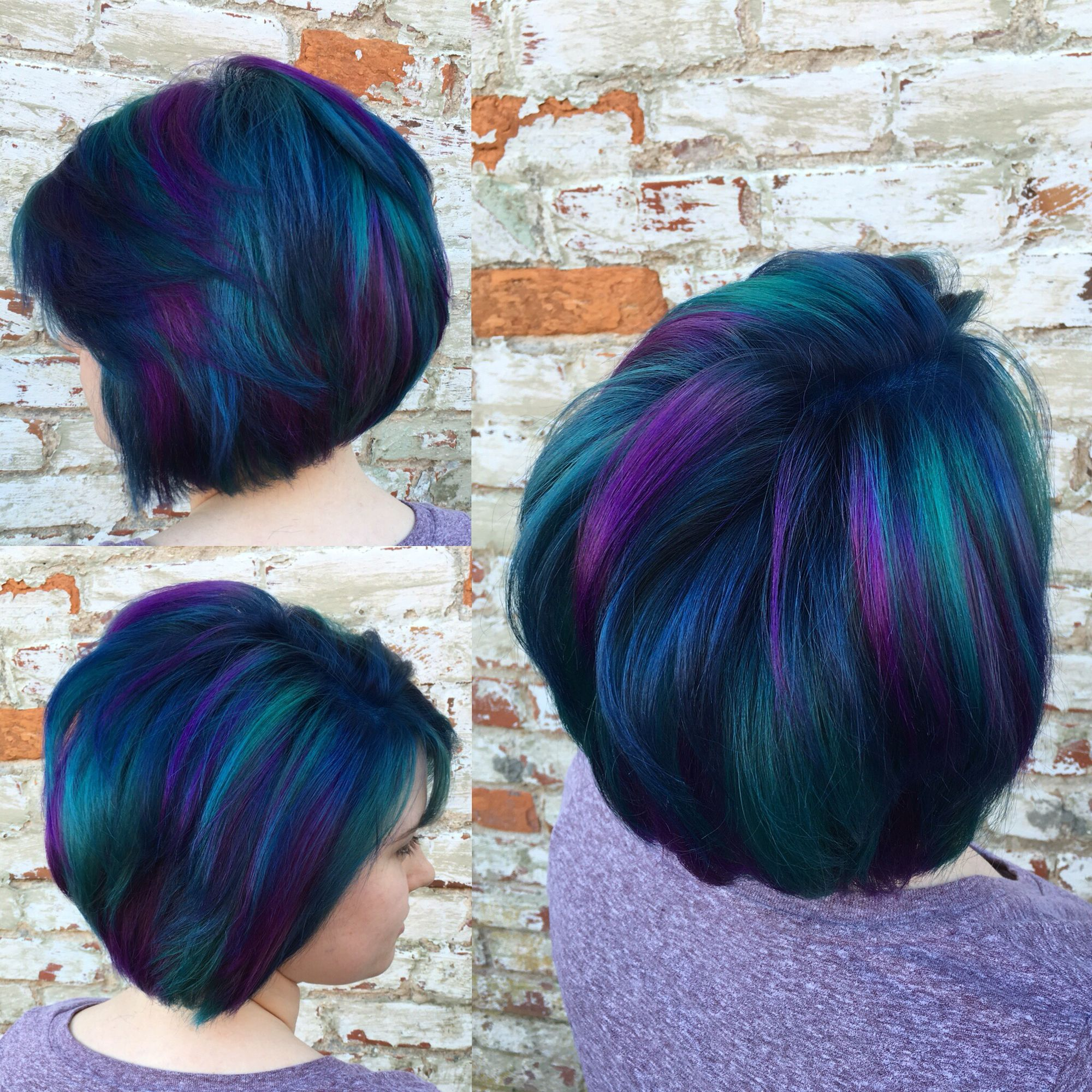 Pixie Hair Rainbow 7 Unexpected Ways To Wear Your Short Haircut