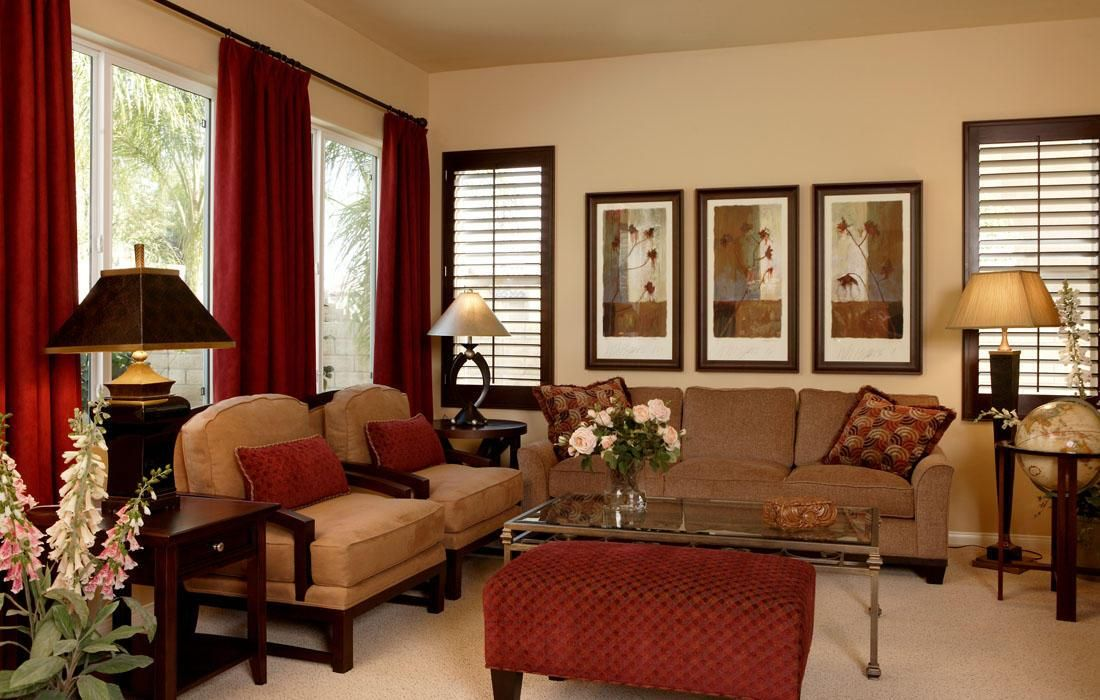 Warm Colors for Living Room  Living Room listed in cozy Warm Living Room Decorating Ideas Warm