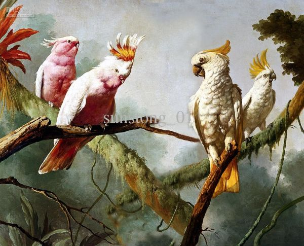 Jean Baptiste Oudry Louvre Fauna Bird Prints And Artsy Fartsy