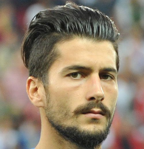 15 Best Soccer Player Hairstyles 15 Soccer Players And