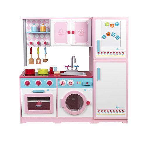Cozinha de madeira para brincar  Kids Room  Pinterest