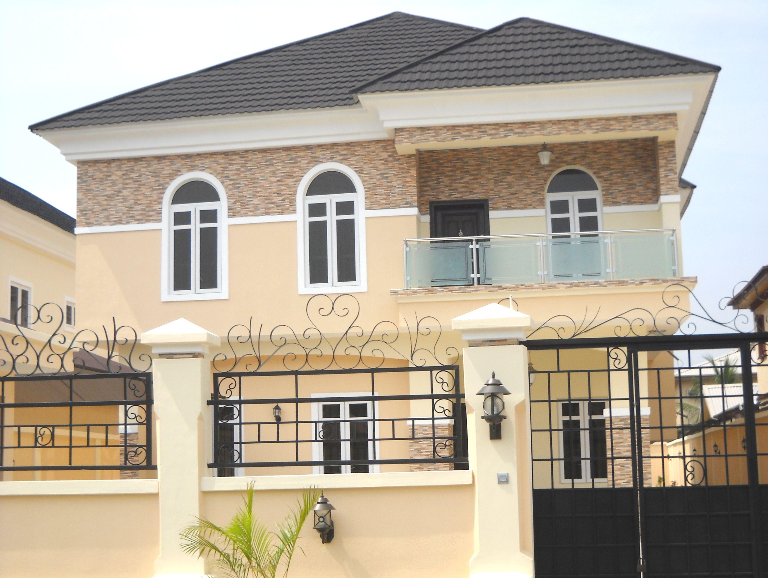 Own Beautiful Houses In Nigeria Village Lagos Island Lekki