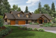 Mascord Plan 22190 - Silverton House Plans