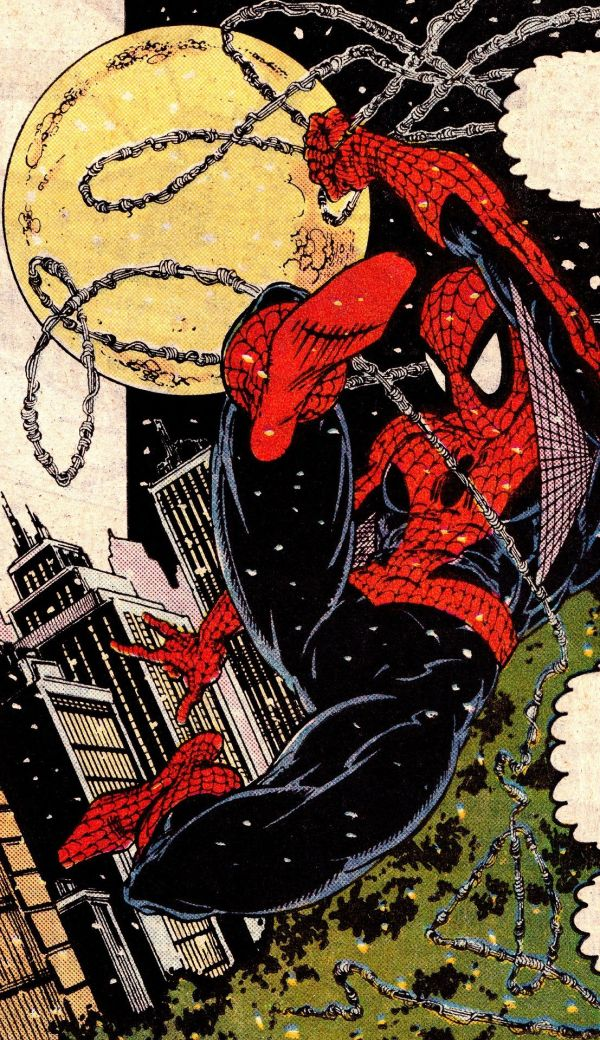 Todd McFarlane Spider-Man Comics